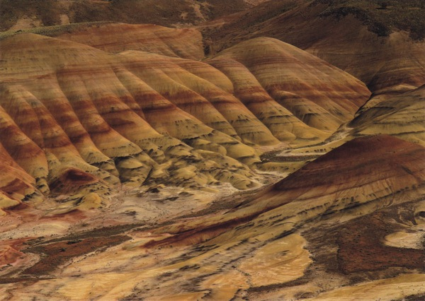 JD painted hills