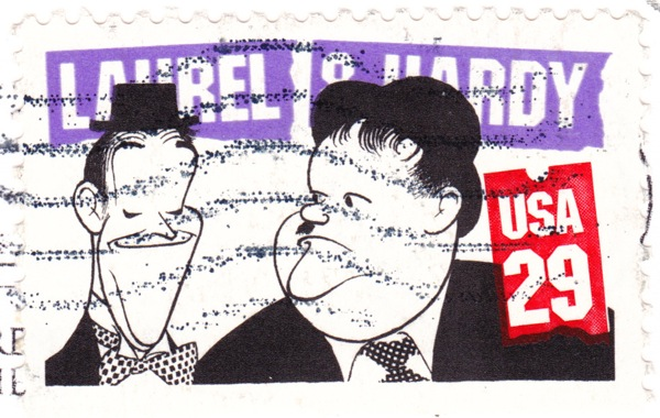 USA laurel hardy
