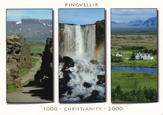 UNESCO-thingvellir